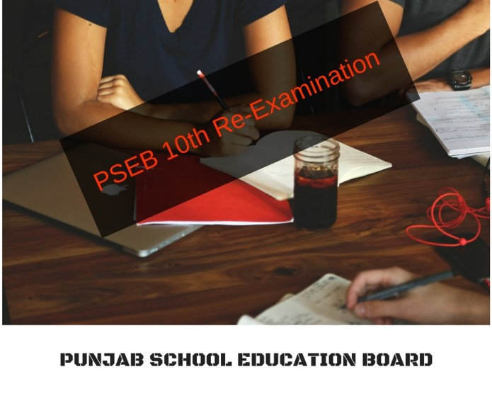 PSEB Punjab Board 2018 Result Dates for Class 10 & 12 Out