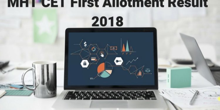 MHT CETFirst Allotment Result 2018