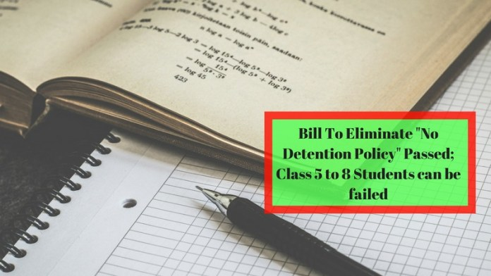 Bill To Eliminate