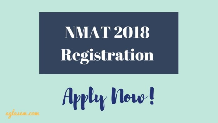 NMAT Registration from Jul 03