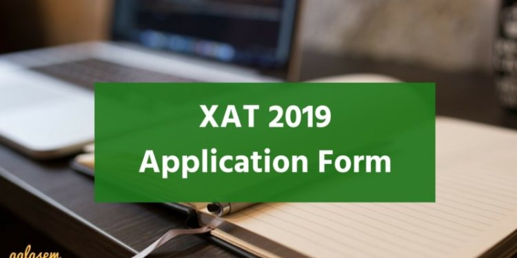 XAT 2019 Application Form