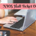 NIOS Hall Ticket Oct 2018