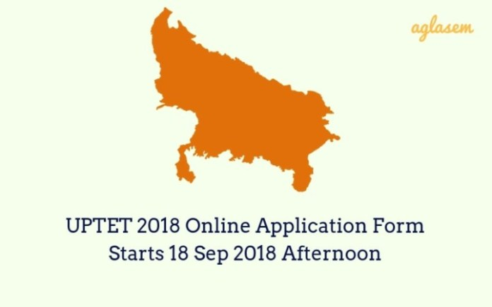 UPTET 2018 Online Application Form