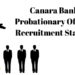 Canara Bank PO Recruitment
