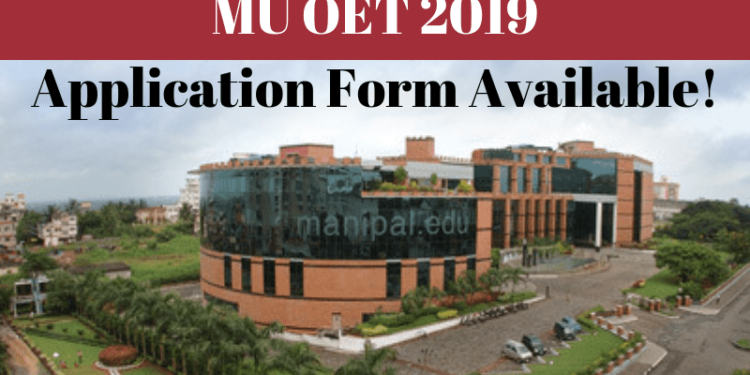 MU OET 2019 Application Form
