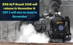 RRB ALP Result 2018 and CBT 2