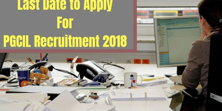 Last Date to Apply For PGCIL Recruitment 2018-min