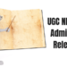 UGC NET 2018 Admit Card Released