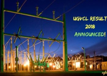 UGVCL Result 2018