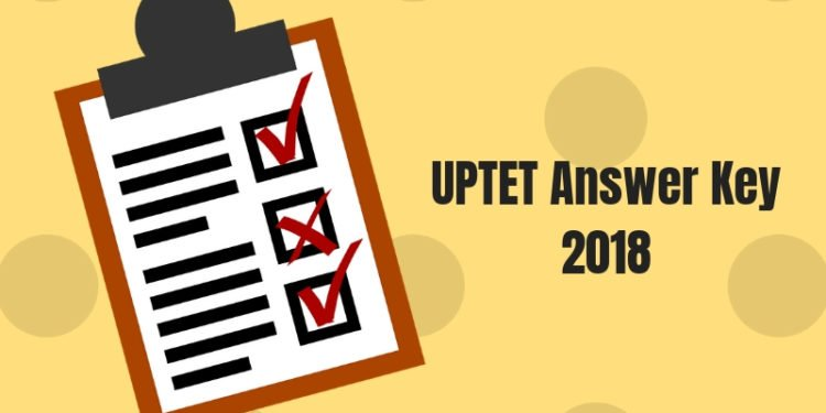 UPTET Answer Key 2018