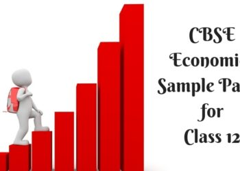 CBSE Economics Sample Paper for Class 12