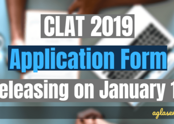 CLAT 2019 Application Form Releasing on January 13