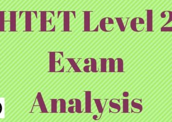 HTET Level 2 Exam Analysis Aglasem