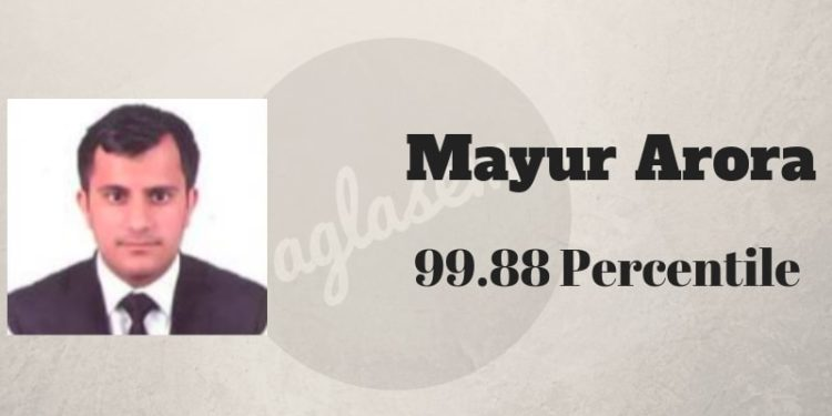 Mayur Arora Qualified with 99.88 Percentile-min (1)