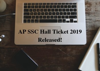 AP SSC Hall Ticket 2019