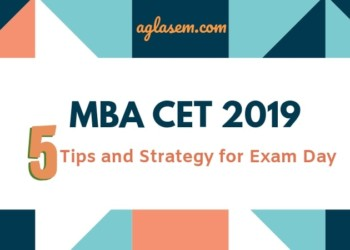 MAH MBA CET 2019 on 09 & 10 March
