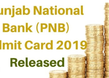 PNB Admit Card 2019 Aglasem