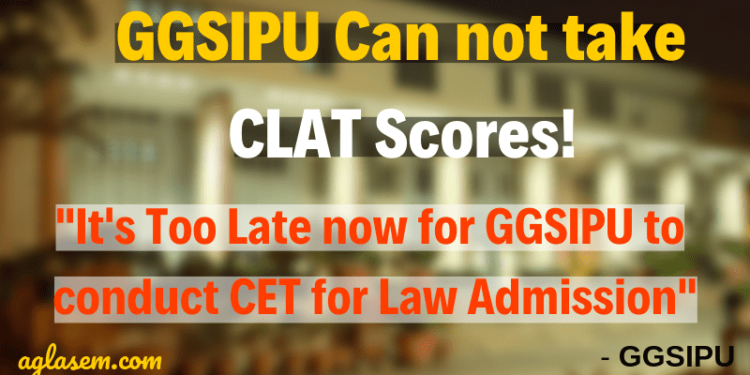 CLAT 2019 or IPU CET
