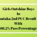 Girls Outshine Boys In Karnataka 2nd PUC Result 2019 With 68.2% Pass Percentage
