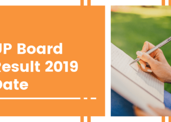 UP Board Result 2019 Date