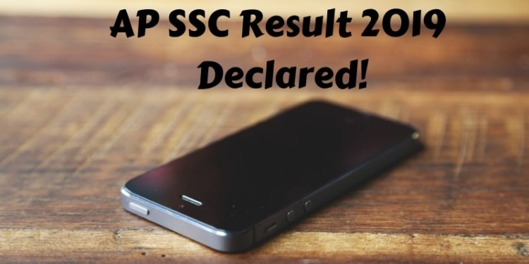 AP SSC Result 2019 Declared