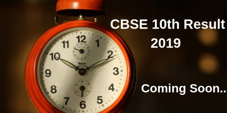 CBSE 10th Result 2019