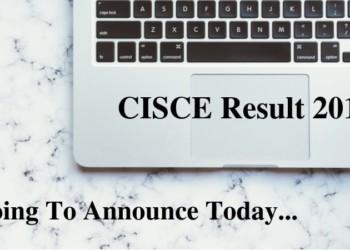 CISCE Result 2019
