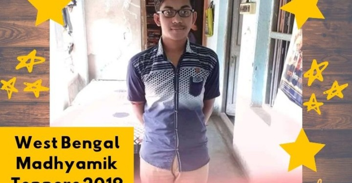 Madhyamik Toppers 2019