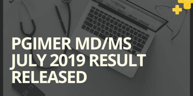 PGIMER-MD-MS-July-2019-Result-Released-Aglasem