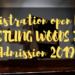 Registration open for WHISTLING WOODS July Admission 2019