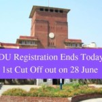 DU Registration Ends Today