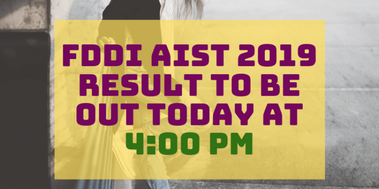 FDDI-AIST-2019-Result-to-be-out-today-at-4-PM-Aglasem