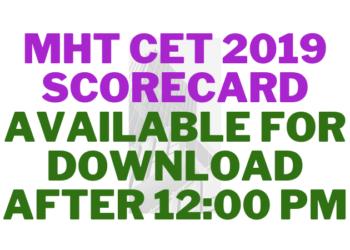 MHT-CET-2019-Scorecard-Available-for-Download-After-12-PM-Aglasem