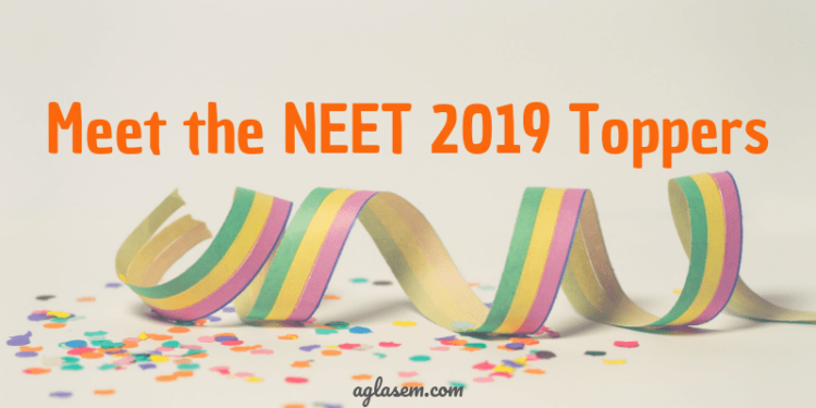 NEET Toppers 2019