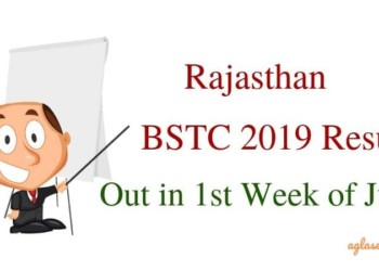 Rajastjan BSTC Result 2019