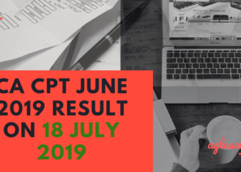 CA-CPT-June-2019-Result-on-18-July-2019-Aglasem