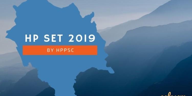 HP SET 2019