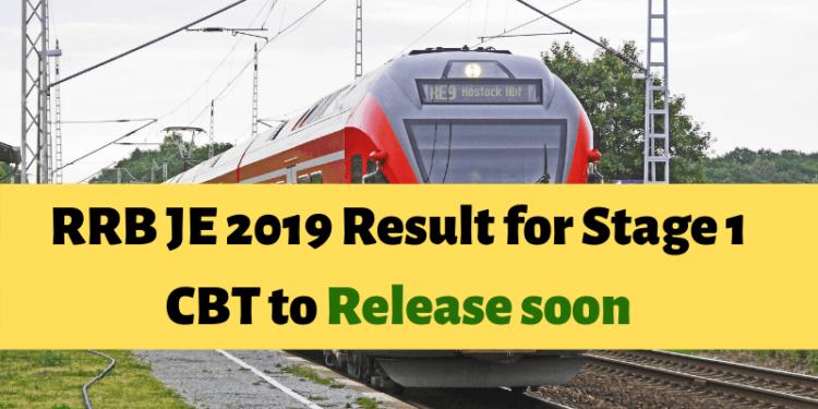 RRB-JE-2019-Result-for-Stage-1-CBT-to-Release-soon-Aglasem