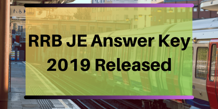 RRB-JE-Answer-Key-2019-Released-Aglasem