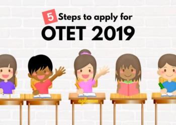 OTET 2019 Apply Online