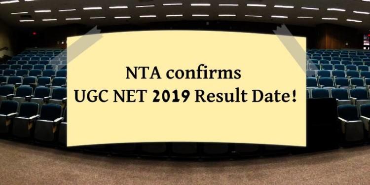 Result of NTA NET
