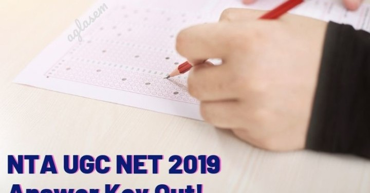 ugc net key