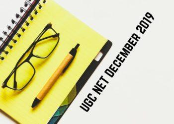 UGC NET December 2019 Exam Date