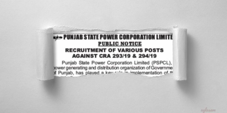 PSPCL Notification