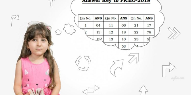 PRMO 2019 Official Answer Key