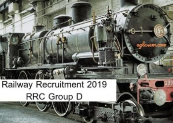 Railway RRC Group D 2019
