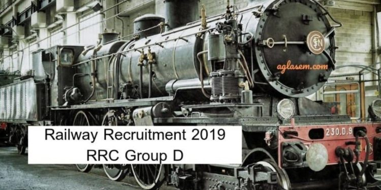 Railway RRC Group D 2019