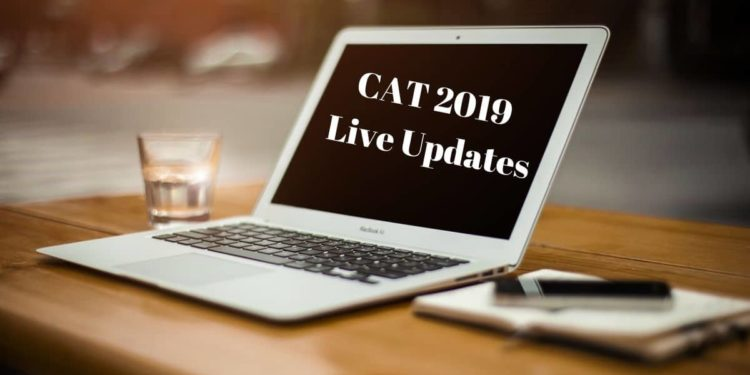 CAT 2019 Live Updates