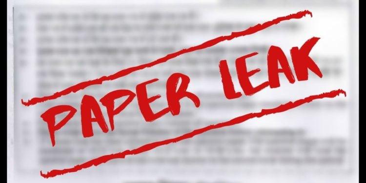 Paper Leak