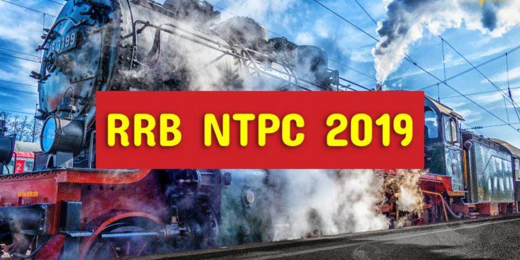 RRB NTPC 2019